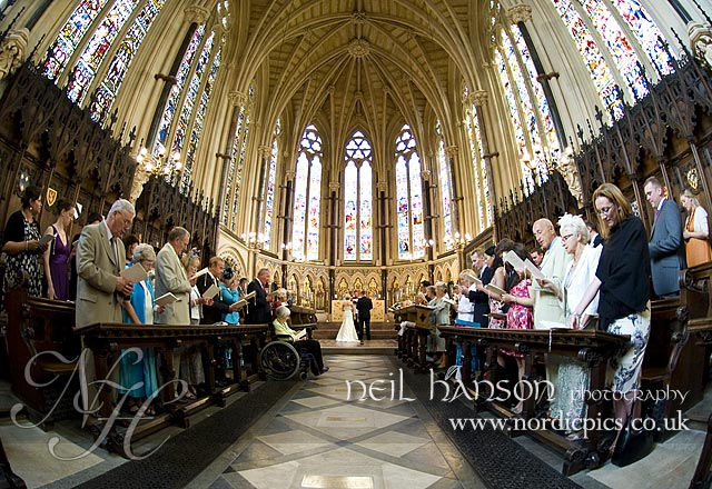Exeter College Oxford Wedding Photography