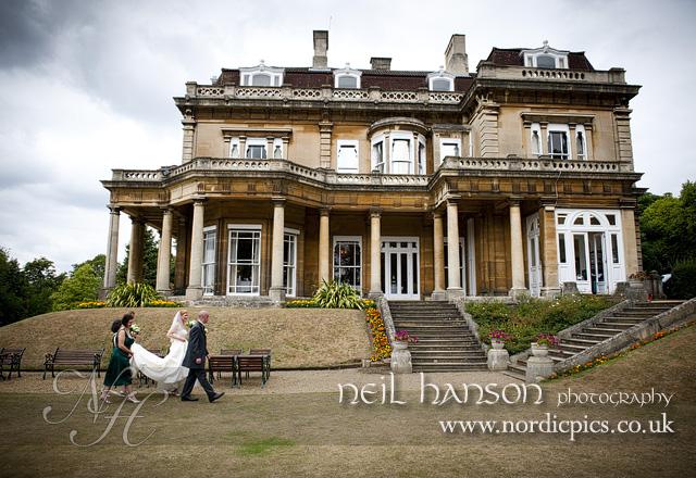 Headington hill hall wedding