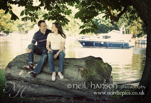 Wedding photography at St Mary's Church Hurley and Bisham Abbey by Neil Hanson Photography