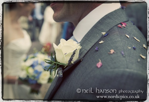 Contemporary reportage Wedding Photography by Neil Hanson at Bisham Abbey