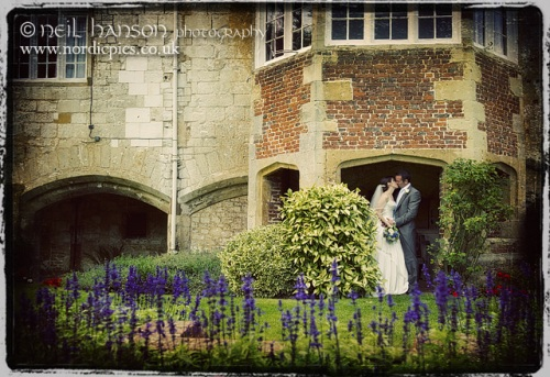 Beautiful Wedding Day Photography at Bisham Abbey by Neil Hanson