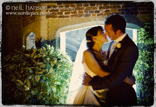 Neil hanson Photography provides contemporary creative wedding photography for Bisham Abbey in Berkshire