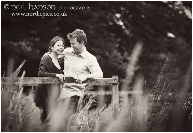 Blenheim Palace Pre-Wedding and The Lambert Arms Wedding Photography by Neil Hanson