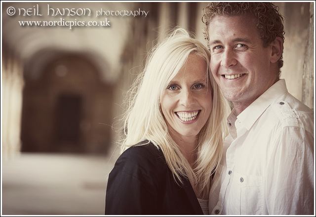 Wedding Photography for Magdalen College Oxford by Neil Hanson
