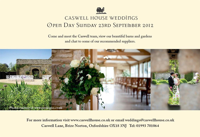 Neil Hanson Photography at Caswell House Open Day September 2012