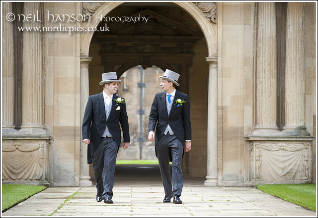 Neil Hanson Oxford Wedding Photographer