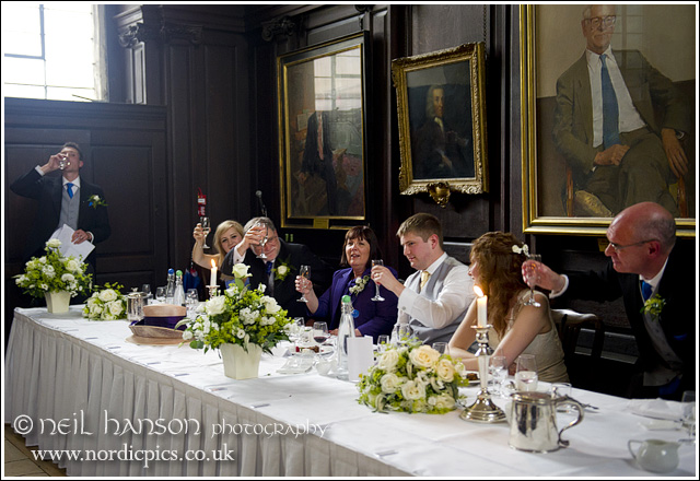 speeches and toasts at st john's college oxford