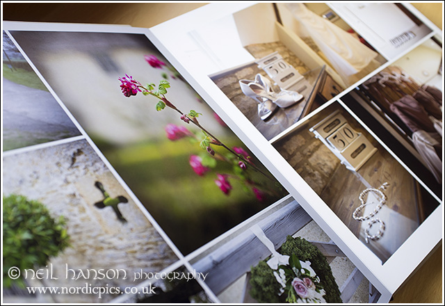 Louise & Tom's Wedding Album at Ducklington Church & Caswell House Oxfordshire