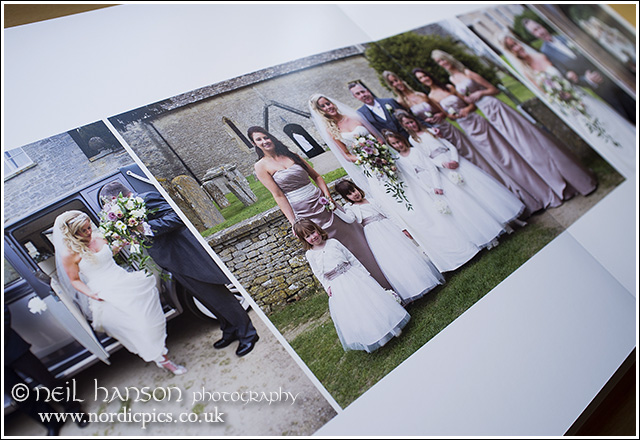 St Bartholomews Church Ducklington Oxfordshire Wedding Album