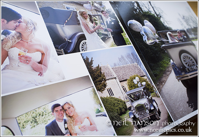 Caswell House Wedding Album